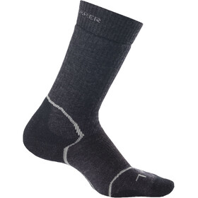 Icebreaker Hike+ Medium Crew Socks Dam Jet Heather